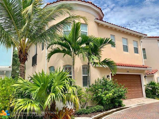 904 NE 17th Way, Fort Lauderdale, FL 33304 (#F10189710) :: Dalton Wade