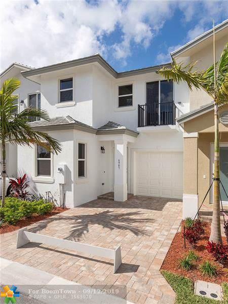 6944 Pines Circle #47, Coconut Creek, FL 33073 (#F10190206) :: Weichert, Realtors® - True Quality Service