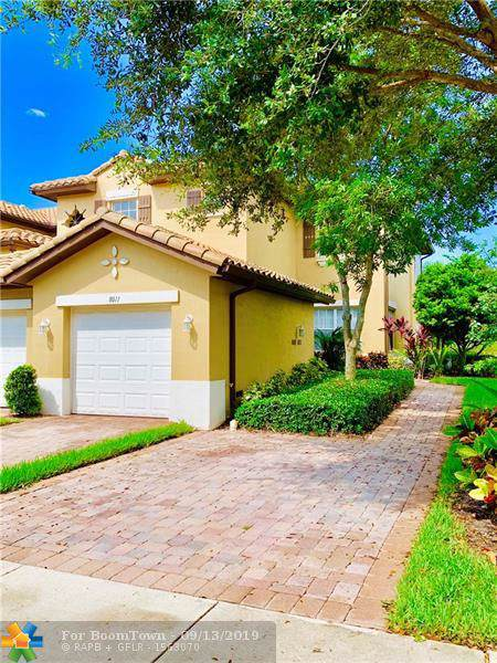 8011 NW 128th Ln #8011, Parkland, FL 33076 (MLS #F10193129) :: Castelli Real Estate Services