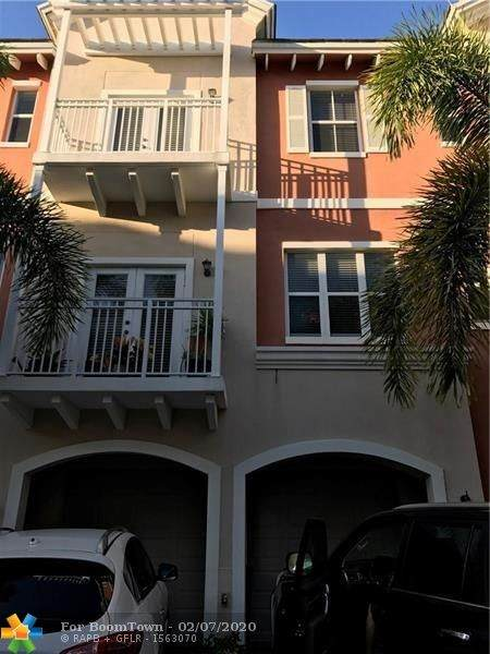 2365 Vintage Dr #2365, Lighthouse Point, FL 33064 (MLS #F10194282) :: THE BANNON GROUP at RE/MAX CONSULTANTS REALTY I