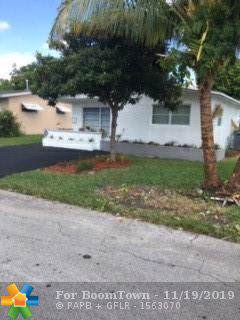 2570 NW 81st Ter, Sunrise, FL 33322 (MLS #F10201092) :: Green Realty Properties