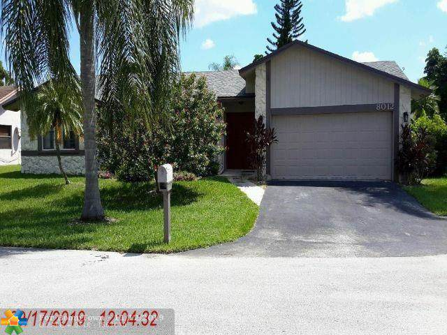 8012 NW 83rd Ter, Tamarac, FL 33321 (MLS #F10202702) :: Castelli Real Estate Services