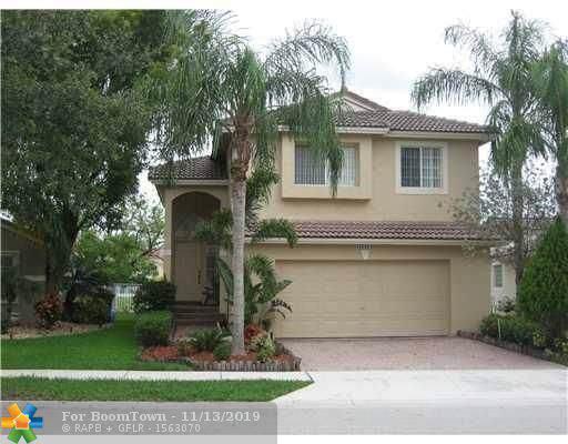 16504 Sapphire St, Weston, FL 33331 (MLS #F10203095) :: Green Realty Properties