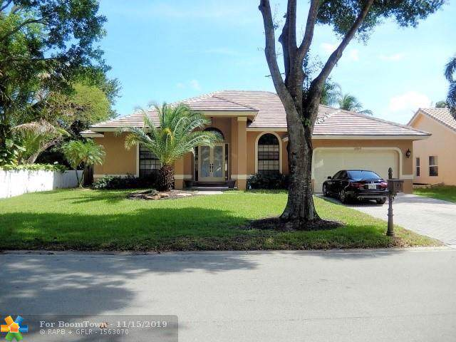 6464 NW 43rd Ct, Coral Springs, FL 33067 (MLS #F10203485) :: RICK BANNON, P.A. with RE/MAX CONSULTANTS REALTY I