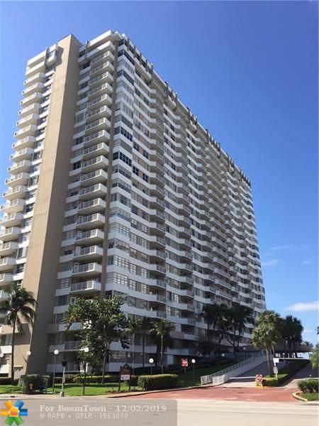 1985 S Ocean Dr 2B, Hallandale, FL 33009 (MLS #F10205629) :: Patty Accorto Team