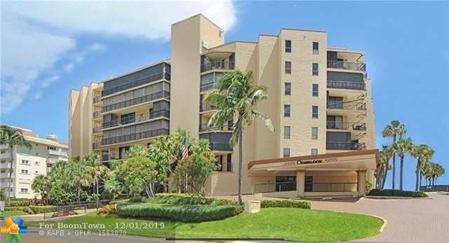 1167 Hillsboro Mile #516, Hillsboro Beach, FL 33062 (MLS #F10205635) :: RE/MAX