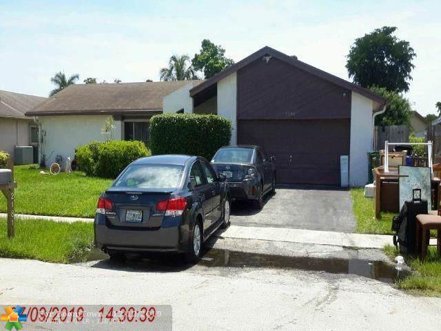 2181 NW 69th Ter, Margate, FL 33063 (MLS #F10207245) :: Berkshire Hathaway HomeServices EWM Realty