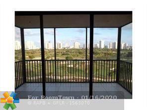20335 W Country Club Dr #1008, Aventura, FL 33180 (MLS #F10208164) :: Green Realty Properties
