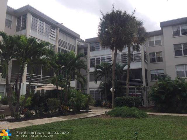 4851 NW 26TH CT #437, Lauderdale Lakes, FL 33313 (MLS #F10209327) :: Green Realty Properties