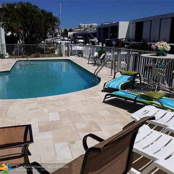 1424 SE 15th  St #11, Fort Lauderdale, FL 33316 (MLS #F10210220) :: Green Realty Properties