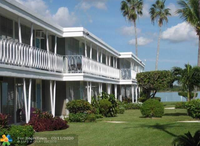 1155 103rd St 4A, Bay Harbor Islands, FL 33154 (MLS #F10210559) :: Berkshire Hathaway HomeServices EWM Realty