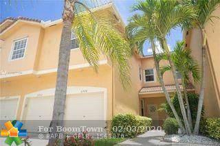 2882 Crestwood Ter #2102, Margate, FL 33063 (MLS #F10214303) :: Green Realty Properties