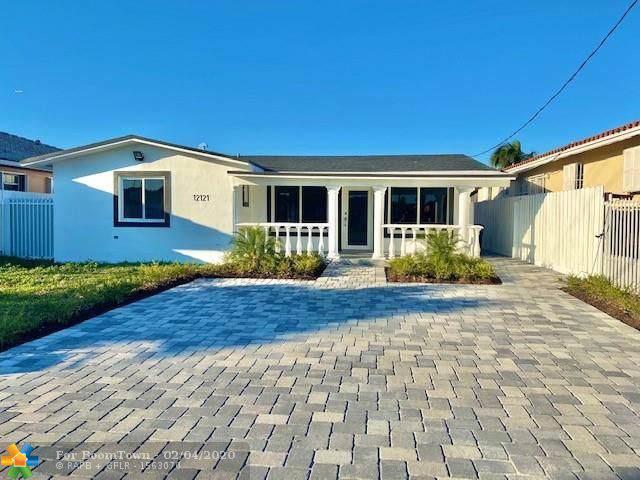 12121 SW 4th Ter, Miami, FL 33184 (MLS #F10215026) :: Green Realty Properties
