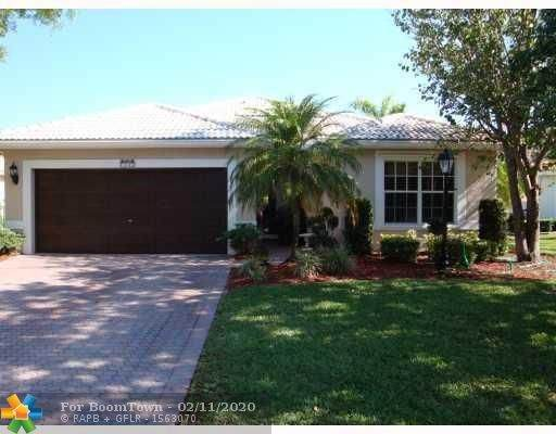 5736 NW 48th Dr, Coral Springs, FL 33067 (MLS #F10215735) :: Green Realty Properties