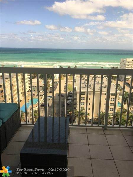 1500 S Ocean Dr 15-I, Hollywood, FL 33019 (MLS #F10216385) :: Castelli Real Estate Services