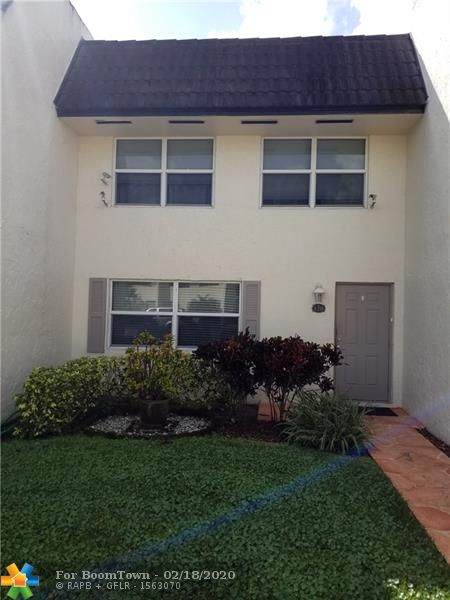9050 NW 28th St #120, Coral Springs, FL 33065 (MLS #F10217458) :: Green Realty Properties