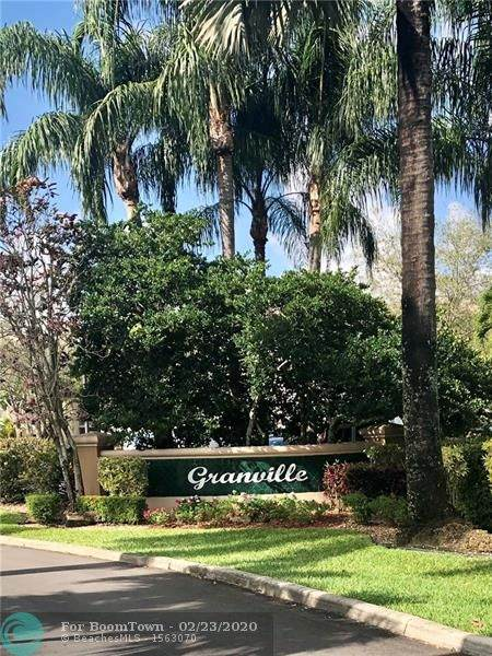 7734 Granville Dr #204, Tamarac, FL 33321 (MLS #F10218155) :: The O'Flaherty Team