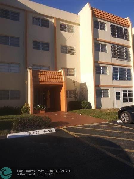 2401 NW 41st Ave #403, Lauderhill, FL 33313 (MLS #F10218224) :: Patty Accorto Team