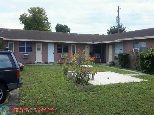 7220 Pembroke Rd, Miramar, FL 33023 (MLS #F10218941) :: Berkshire Hathaway HomeServices EWM Realty