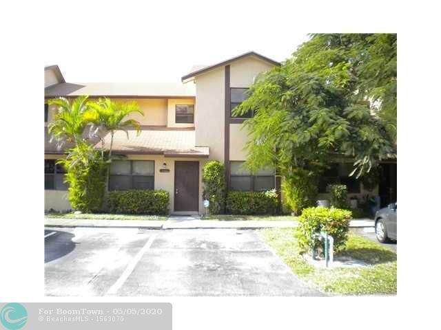 5394 Gate Lake Rd #5394, Tamarac, FL 33319 (MLS #F10220565) :: THE BANNON GROUP at RE/MAX CONSULTANTS REALTY I