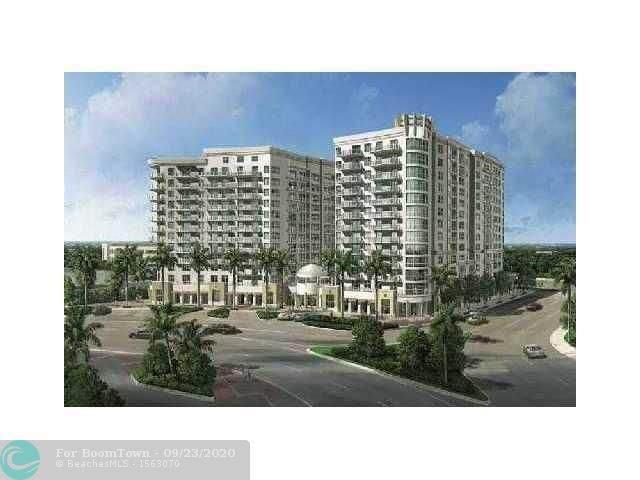 1830 Radius Dr #818, Hollywood, FL 33020 (#F10222074) :: Posh Properties