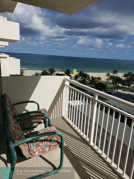 133 N Pompano Beach Blvd #605, Pompano Beach, FL 33062 (MLS #F10222403) :: RE/MAX