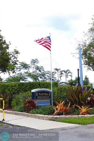 608 SW Natura Blvd #105, Deerfield Beach, FL 33441 (MLS #F10222965) :: The Paiz Group