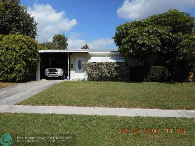 1001 SE 14th Dr, Deerfield Beach, FL 33441 (#F10223465) :: Ryan Jennings Group
