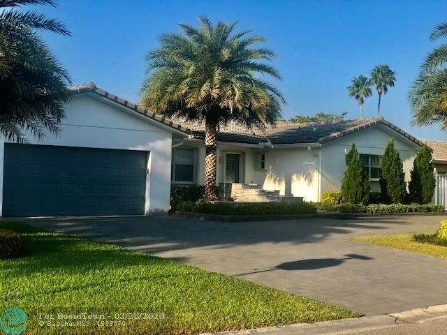 8655 NW 24th Ct, Coral Springs, FL 33065 (MLS #F10223700) :: THE BANNON GROUP at RE/MAX CONSULTANTS REALTY I