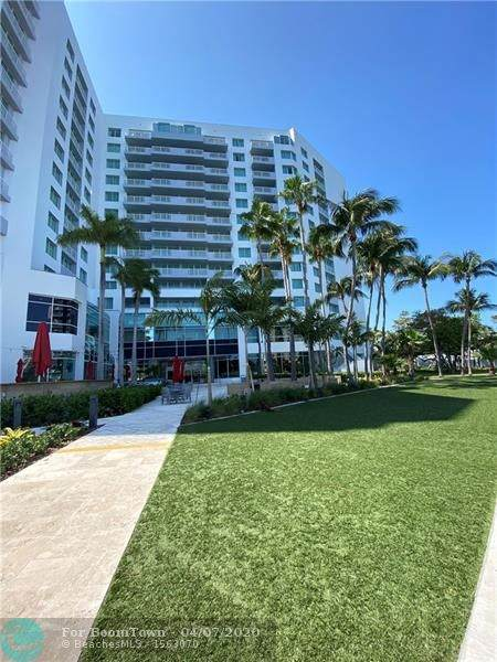 2670 E Sunrise Blvd #324, Fort Lauderdale, FL 33304 (MLS #F10224576) :: Castelli Real Estate Services