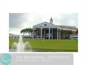 373 Markham Q #373, Deerfield Beach, FL 33442 (MLS #F10230326) :: Laurie Finkelstein Reader Team