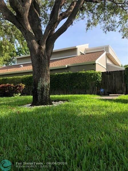 13292 NW 6th Ct, Plantation, FL 33325 (MLS #F10232841) :: GK Realty Group LLC