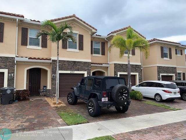 4317 Brewster Ln #4317, West Palm Beach, FL 33417 (MLS #F10233200) :: Berkshire Hathaway HomeServices EWM Realty