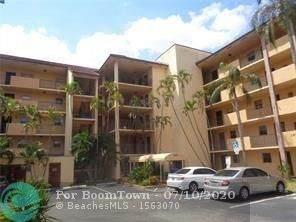 3955 N Nob Hill Rd #304, Sunrise, FL 33351 (MLS #F10234069) :: Castelli Real Estate Services