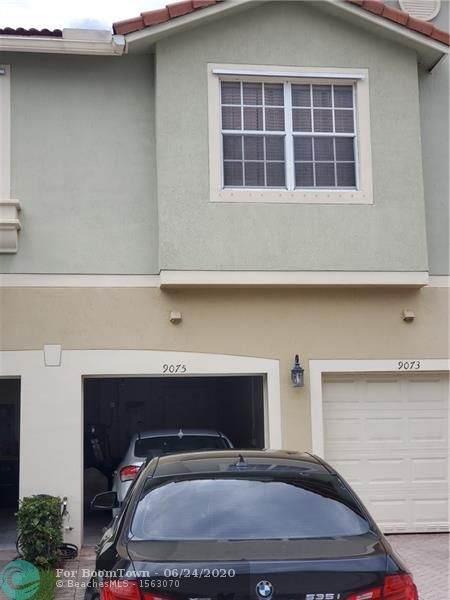 9075 Plymouth Pl, Tamarac, FL 33321 (MLS #F10235285) :: Castelli Real Estate Services