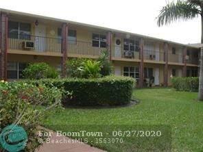 3600 Harrison St 4B, Hollywood, FL 33021 (MLS #F10236062) :: Castelli Real Estate Services