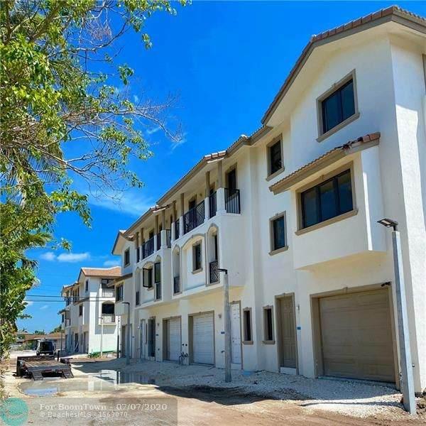 444 NW 41st St, Oakland Park, FL 33309 (#F10236401) :: Posh Properties