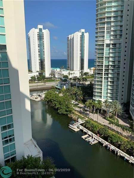 250 Sunny Isles Blvd #1406, Sunny Isles Beach, FL 33160 (MLS #F10236419) :: Castelli Real Estate Services