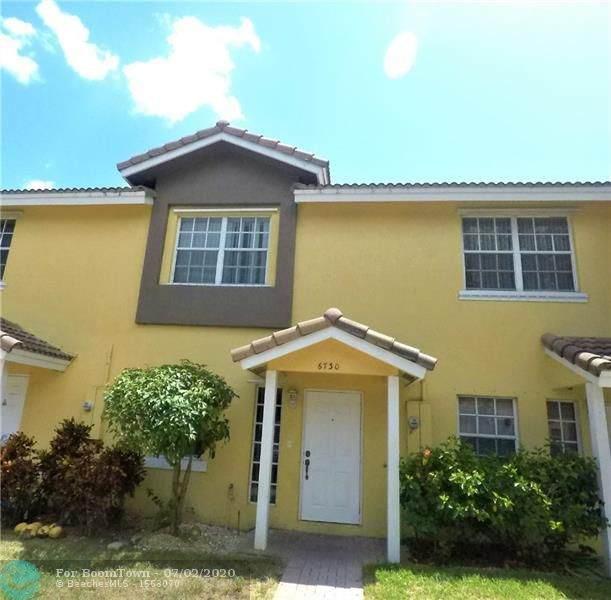 6730 Sienna Club Dr #6730, Lauderhill, FL 33319 (MLS #F10236765) :: Berkshire Hathaway HomeServices EWM Realty