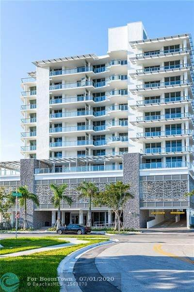 435 Bayshore Drive #402, Fort Lauderdale, FL 33304 (MLS #F10236863) :: Berkshire Hathaway HomeServices EWM Realty