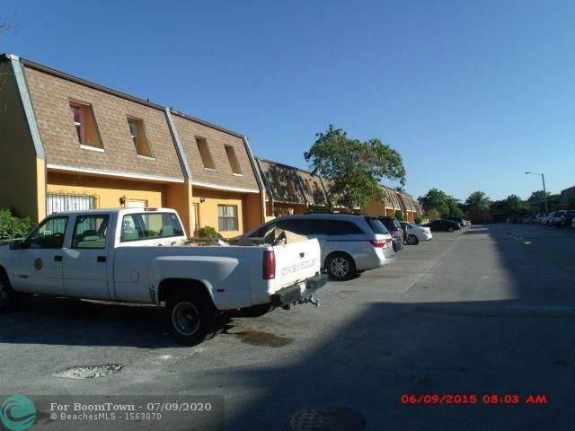 2611 NW 60th Way #204, Sunrise, FL 33313 (MLS #F10237061) :: Lucido Global