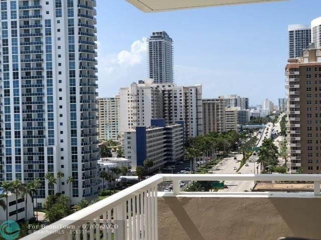 1980 S Ocean Dr 12P, Hallandale, FL 33009 (MLS #F10237289) :: Green Realty Properties