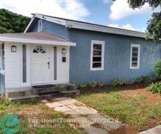116 NW 41st St, Oakland Park, FL 33309 (#F10237602) :: Posh Properties