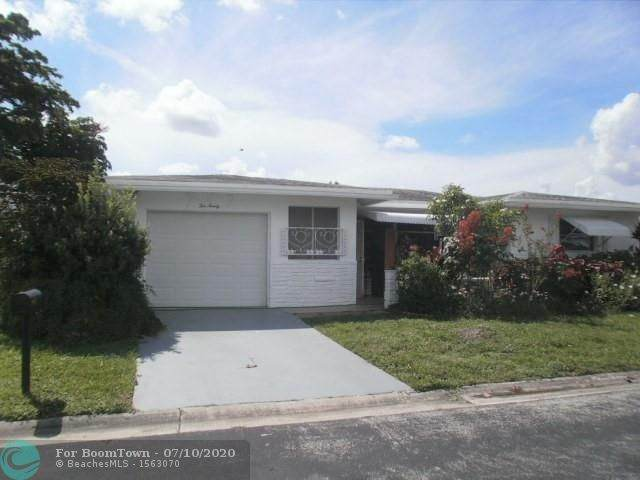 1090 NW 74th Ave, Margate, FL 33063 (MLS #F10238160) :: United Realty Group