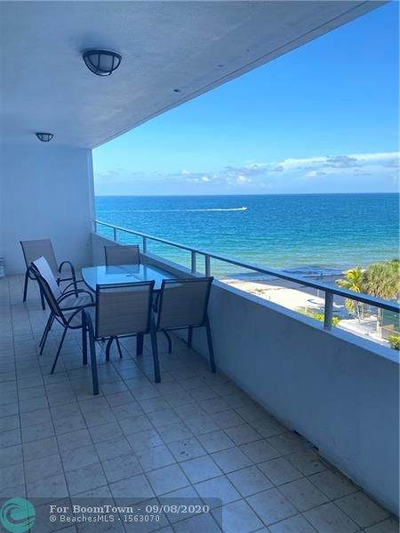 4040 Galt Ocean Dr #510, Fort Lauderdale, FL 33308 (MLS #F10241023) :: Berkshire Hathaway HomeServices EWM Realty