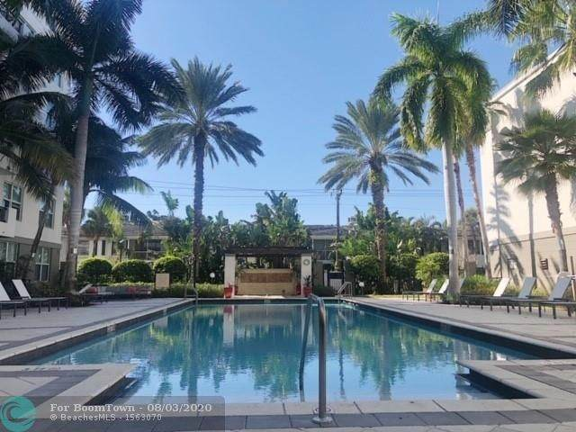 2401 NE 65th St #412, Fort Lauderdale, FL 33308 (MLS #F10241681) :: Berkshire Hathaway HomeServices EWM Realty