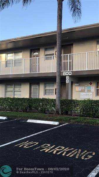 600 NW 80th Ave #205, Margate, FL 33063 (MLS #F10241947) :: Castelli Real Estate Services