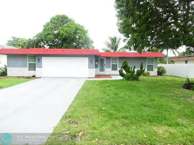 7012 NW 64th St, Tamarac, FL 33321 (MLS #F10242350) :: Green Realty Properties