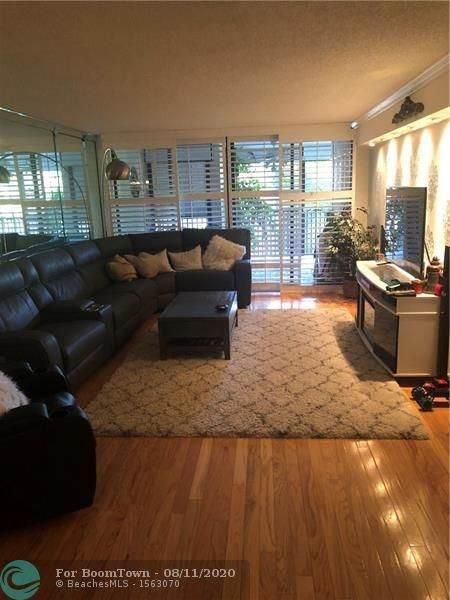 2814 N 46th Ave H576, Hollywood, FL 33021 (#F10242660) :: Posh Properties
