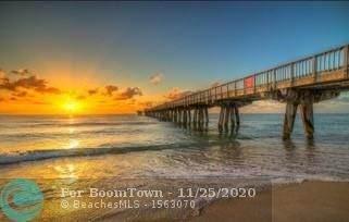 3236 NE 5th St #501, Pompano Beach, FL 33062 (#F10245128) :: Posh Properties
